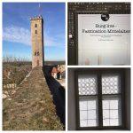 """Interaktive Ausstellung auf der Burg Abenberg zum Thema """"Burg live - Faszination Mittelalter"""" wird am 19. Mai 2019 eröffnet"""