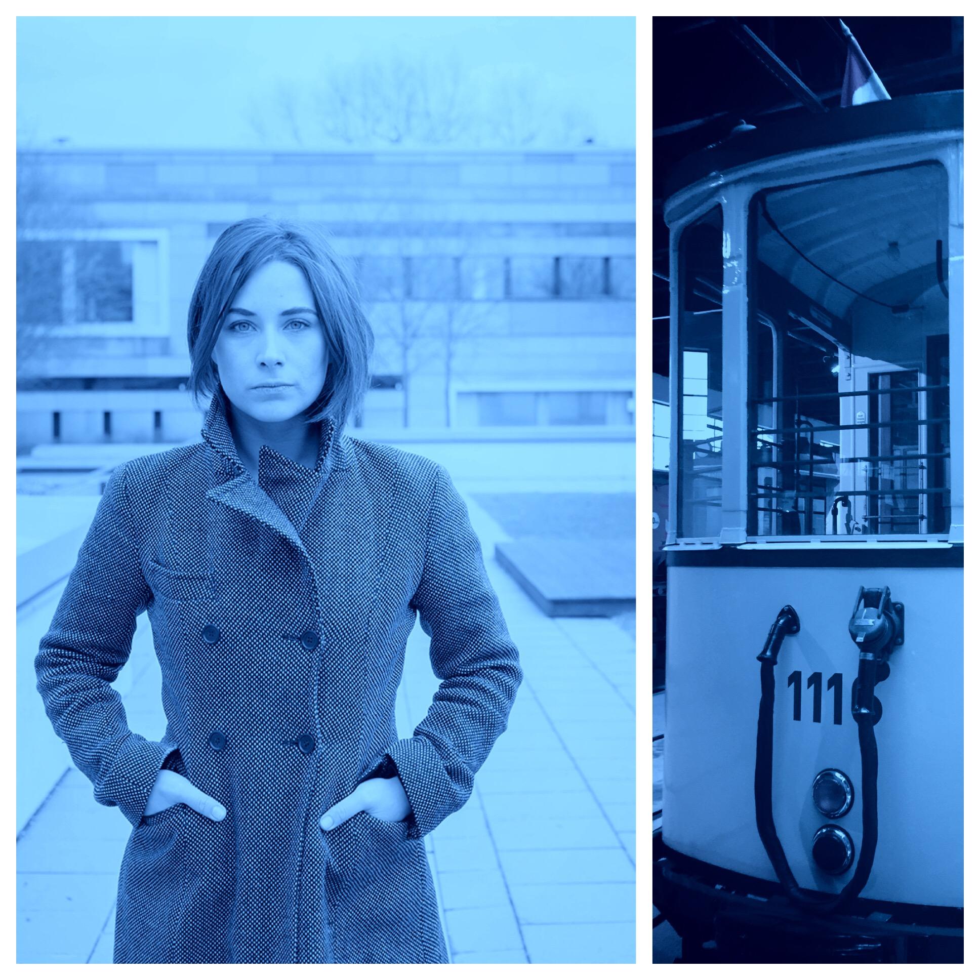 Johanna Steinhauser spielt für Leo N. In der Blauen Nacht 2019